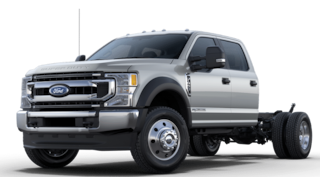 2021 Ford F-450 Chassis XLT Commercial-truck