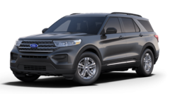 New 2020 Ford Explorer XLT SUV near San Francisco