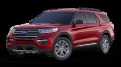 New 2020 Ford Explorer XLT SUV 40157F in Hayward, WI