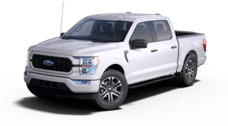 2021 Ford F-150 2WD Truck SuperCrew Cab