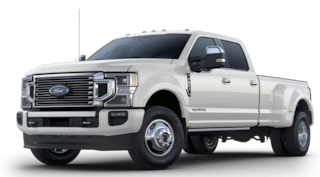 2020 Ford F-350 Limited Truck Crew Cab