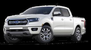 New 2020 Ford Ranger LARIAT Crew Cab Pickup in Susanville, near Reno NV