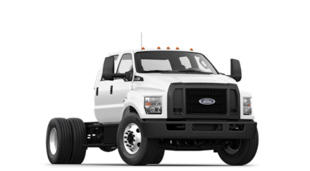 2022 Ford F-650-750 F-750 SD Diesel Straight Frame Commercial-truck