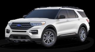 2021 Ford Explorer 4DR 4WD XLT SUV