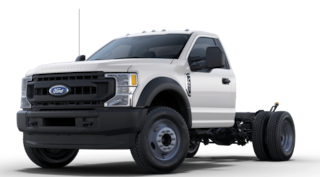 2020 Ford F-550 Chassis F-550 XL Truck Regular Cab