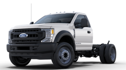 2021 Ford F-450 Chassis F-450 XL Commercial-truck