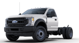2021 Ford F-450 Chassis Commercial-truck