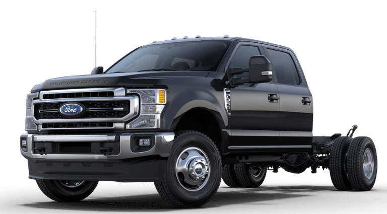 2022 Ford F-350 Chassis Truck