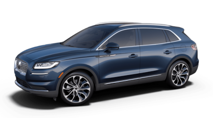 2021 Lincoln Nautilus Reserve w/Navigation Reserve AWD