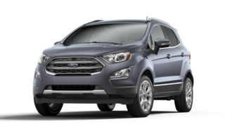 New 2020 Ford EcoSport Titanium Crossover in Las Vegas, NV