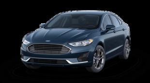 2020 Ford Fusion SEL Sedan 3FA6P0CD9LR253798
