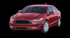 New 2020 Ford Fusion S Sedan in Peoria, IL