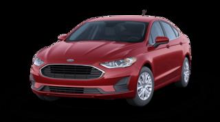 2020 Ford Fusion S FWD S  Sedan