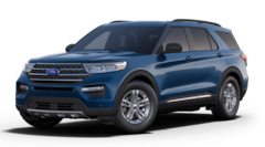New Ford for sale  2020 Ford Explorer XLT SUV in Greenville, OH
