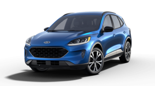 New 2021 Ford Escape SEL SUV For sale in Klamath Falls, OR