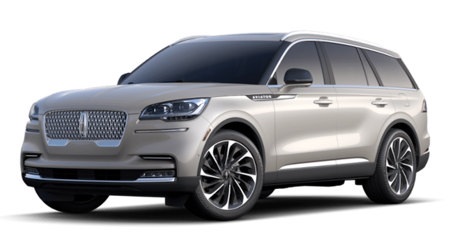 2020 Lincoln Aviator Reserve Sport Utility