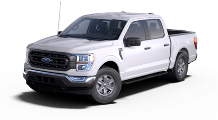 2021 Ford F-150 4WD Supercrew Crew Cab Pickup 4WD