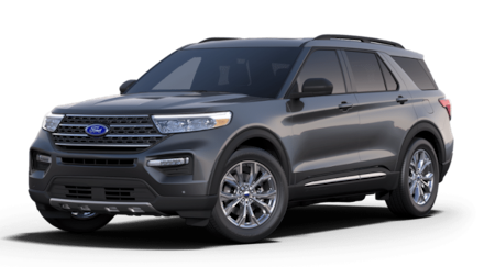 2021 Ford Explorer XLT XLT 4WD For Sale in Jasper, IN