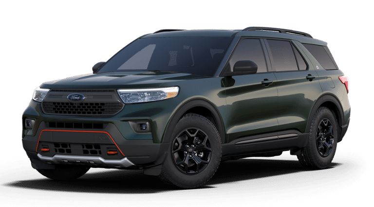 2021 Ford Explorer Wagon