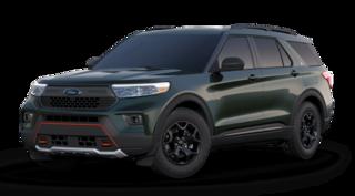 2021 Ford Explorer Timberline Sport Utility