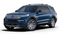 new 2020 Ford Explorer Limited SUV for sale saginaw michigan