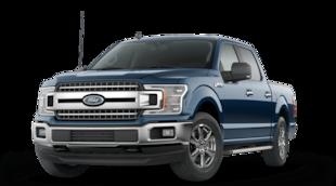 2020 Ford F-150 XLT 4x4 Supercrew Truck