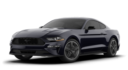 2021 Ford Mustang EcoBoost Blackout Coupe