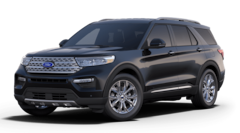 New 2020 Ford Explorer Limited SUV Missoula, MT