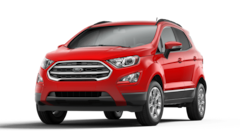 2020 Ford EcoSport SE Crossover for sale in Exton, PA at Sloan Ford