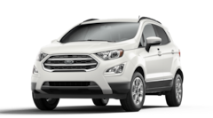 New 2020 Ford EcoSport SE SUV in Aberdeen, SD