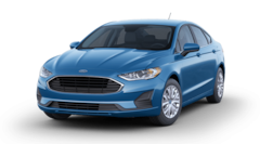 2020 Ford Fusion S 4-door Mid-Size Passenger Car