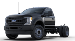 New 2020 Ford F-550 Chassis XL LANDSCAPE DUMP 12 FOOT Truck Regular Cab 1FDUF5HN3LEC55709 in Long Island