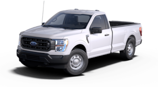 2021 Ford F-150 XL XL 4WD Reg Cab 8 Box