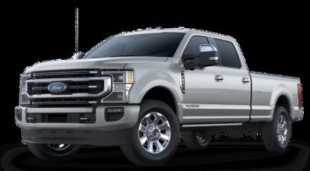 2021 Ford F-350 Platinum Truck