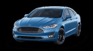 2020 Ford Fusion SE 4dr Sedan Sedan