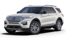 2021 Ford Explorer Limited SUV in Steubenville, Ohio