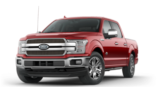 2020 Ford F-150 King Ranch King Ranch 4WD SuperCrew 5.5 Box