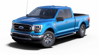 2021 Ford F-150 4x4 Supercab XLT Truck