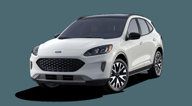 2020 Ford Escape SE Sport Hybrid SE Sport Hybrid FWD