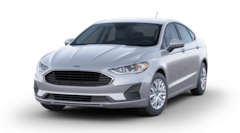 New 2020 Ford Fusion S Sedan Utica NY