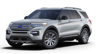 2021 Ford Explorer Limited WAGON