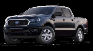 2020 Ford Ranger XLT 2WD Supercrew 5 Box truck