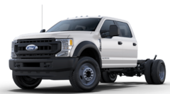 2021 Ford F-550 Chassis F-550 XL Truck Crew Cab