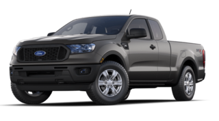 2021 Ford Ranger 4WD 6ft Box Truck SuperCab