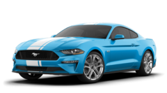 New 2021 Ford Mustang GT Coupe 1FA6P8CF1M5117217 for Sale in Eureka, IL at Mangold Ford