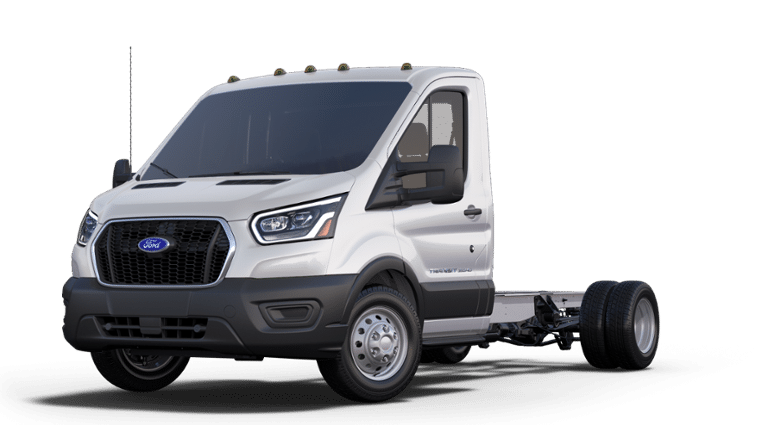 2021 Ford Transit-350 Cutaway Cab/Chassis