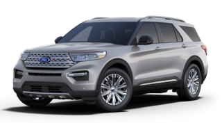 New 2020 Ford Explorer Limited SUV For Sale in Waycross, GA