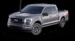 New 2021 Ford F-150 XLT Truck SuperCrew Cab Hutchinson
