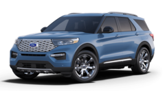 New 2020 Ford Explorer Platinum SUV for Sale in Oneonta NY