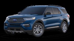 2020 Ford Explorer XLT SUV 1FMSK8DH8LGB41942